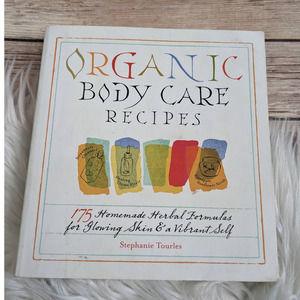 Organic Body Care Stephanie Tourles 175 Recipe